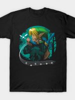 Hyrule Time Traveller T-Shirt