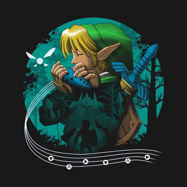 Hyrule Time Traveller