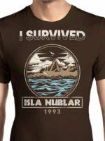 Isla Nublar, 1993 T-Shirt