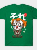 Kawaii It Clown T-Shirt