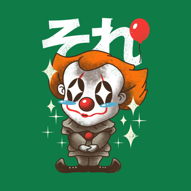 Kawaii It Clown