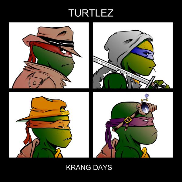 Krang Days