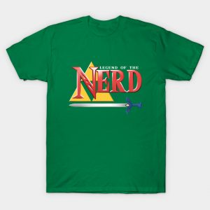 Legend of the Nerd