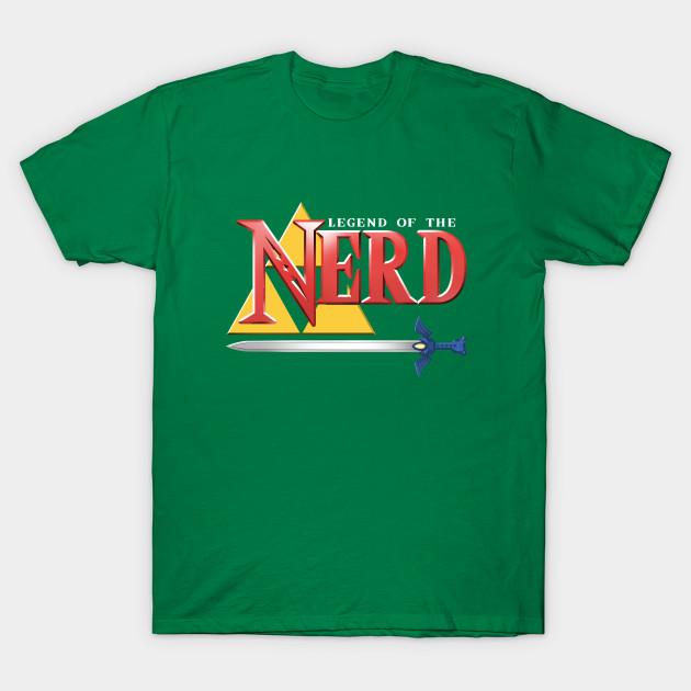 Legend of the Nerd