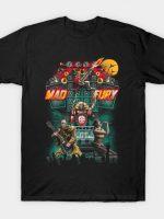 Mad Fury Concert Tour T-Shirt