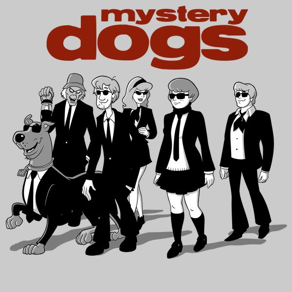 Mystery Dogs