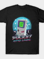 Pocket Retro Gaming T-Shirt