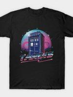 Rad Tardis T-Shirt
