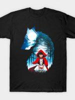 Red Hood Wolf T-Shirt