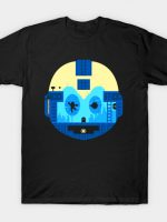 Retro Game Robot T-Shirt