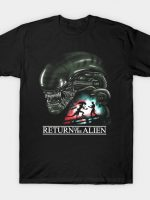 Return of the Alien T-Shirt