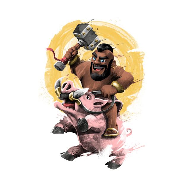 Ride the Hog