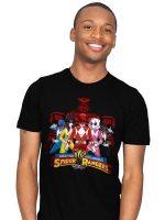 Spider Rangers T-Shirt