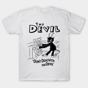 Steam Boat Devil
