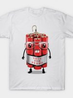 The Awkward Dynamite T-Shirt
