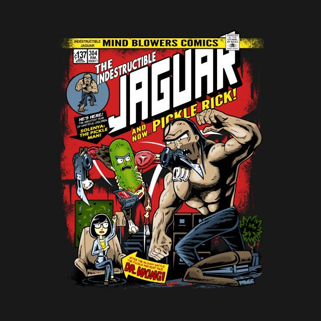 The Indestructible Jaguar