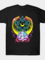 The Silver Crystal T-Shirt