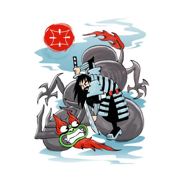 Ukiyo e Jack