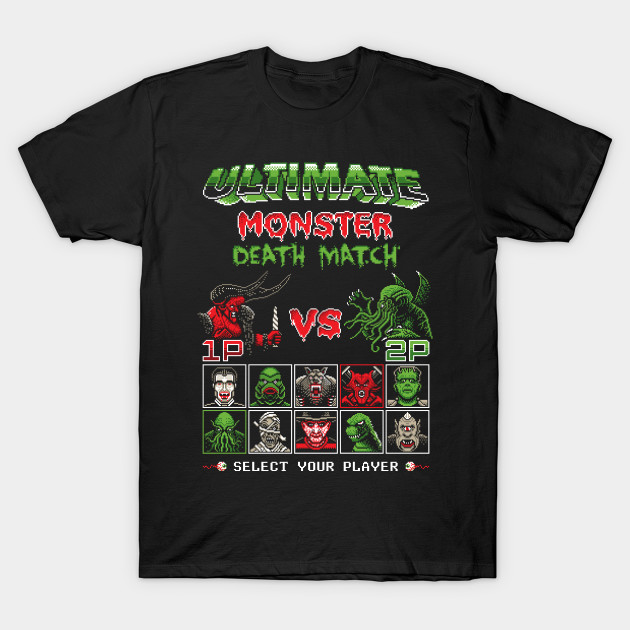 Ultimate Monster Death Match