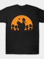 You're A Zombie Chuck T-Shirt