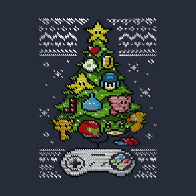 A Classic Gamer Christmas