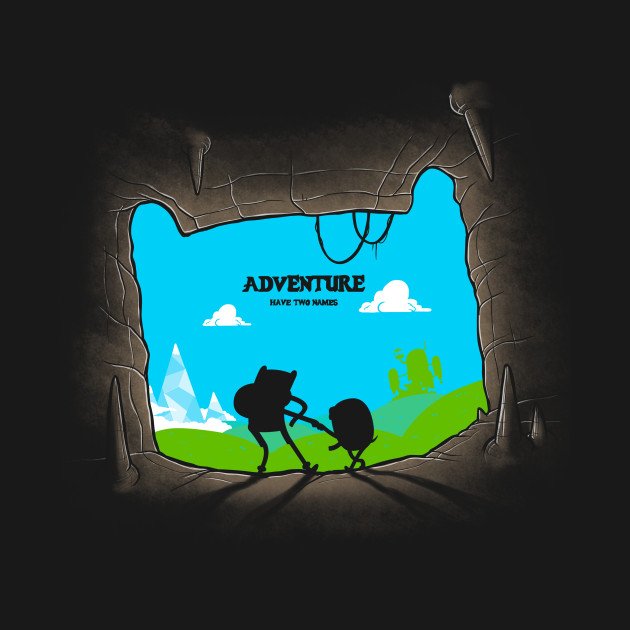 Adventure have two names