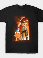 Adventure in the temple T-Shirt