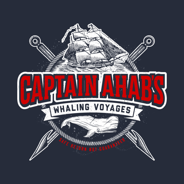 Ahab's Whaling Voyages