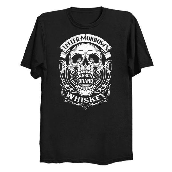 Anarchy Brand Whiskey T-Shirt