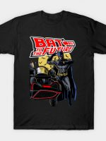 Batman Back To The Future T-Shirt