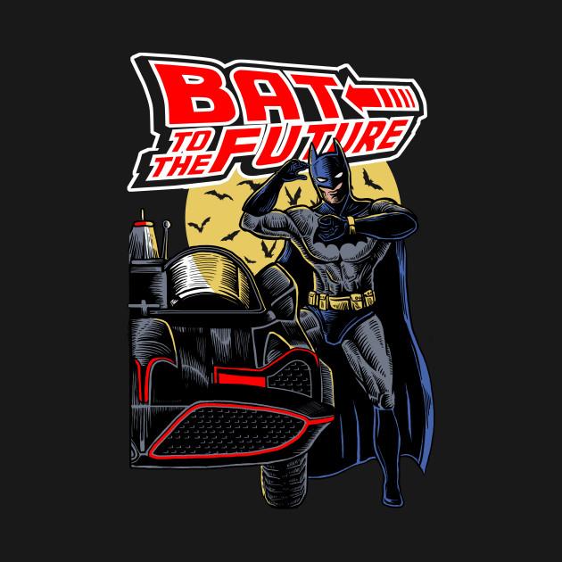 Batman Back To The Future