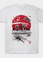Battle on the Beach T-Shirt