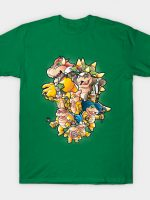 Bowser family T-Shirt