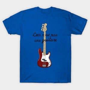 Ceci n'est pas une guitare vers.2 T-Shirt