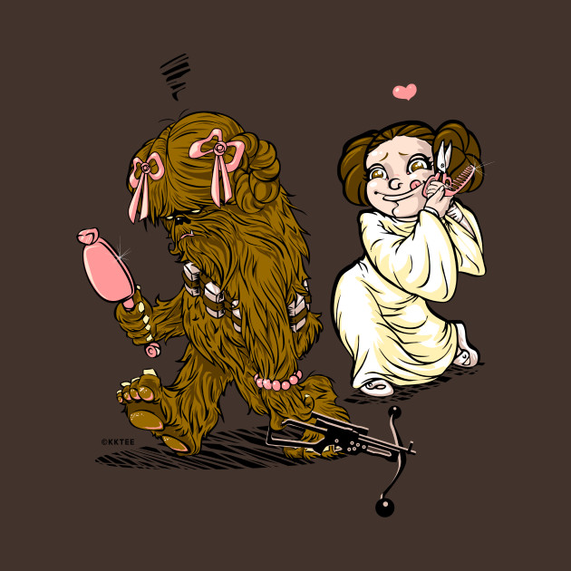 Chewie cool