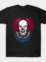 Clown Horror T-Shirt