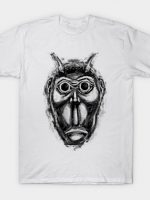 Cockroach humanoid (black ink) T-Shirt