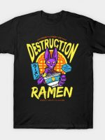 Destruction Ramen T-Shirt