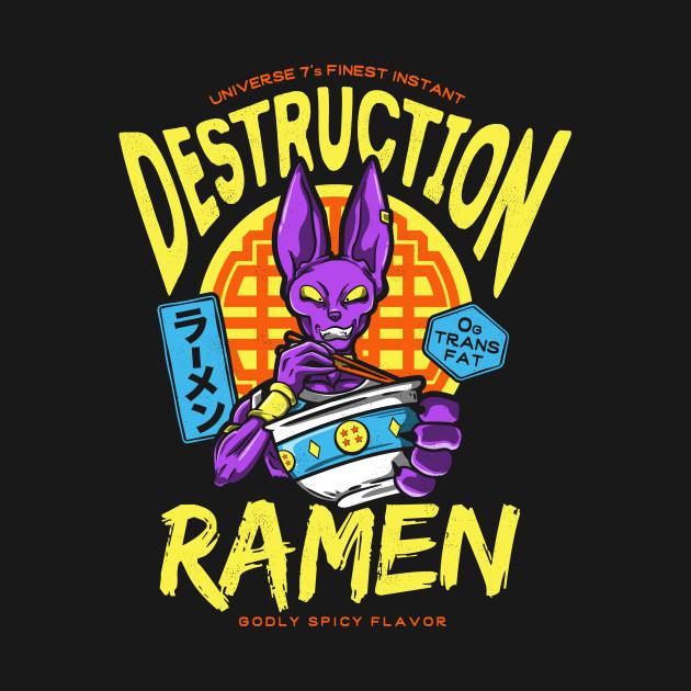 Destruction Ramen