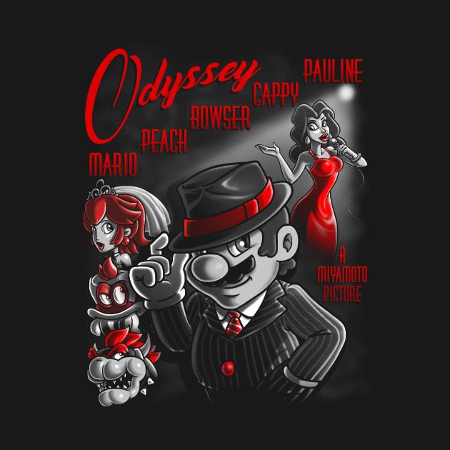 Film Noir Odyssey