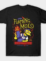 Flaming Moe T-Shirt