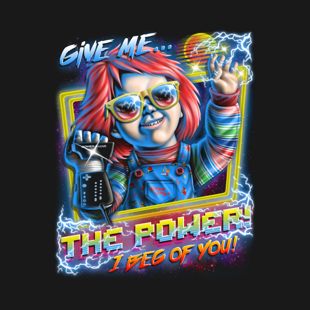 Give me the Power