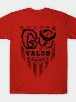 Go Red Black Ink T-Shirt