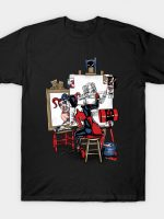 Harley Triple Self Portrait T-Shirt