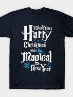 Harry Christmas T-Shirt