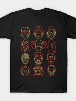 Horror Heads T-Shirt