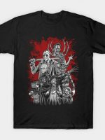 Horror League ver.2 T-Shirt