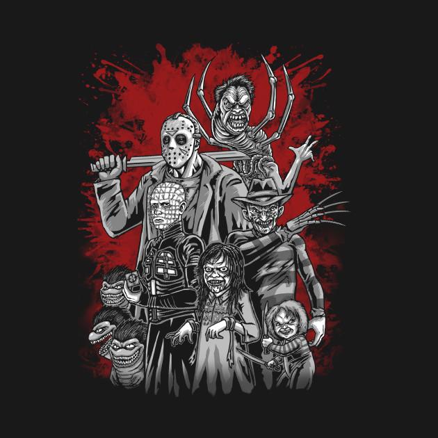 Horror League ver.2