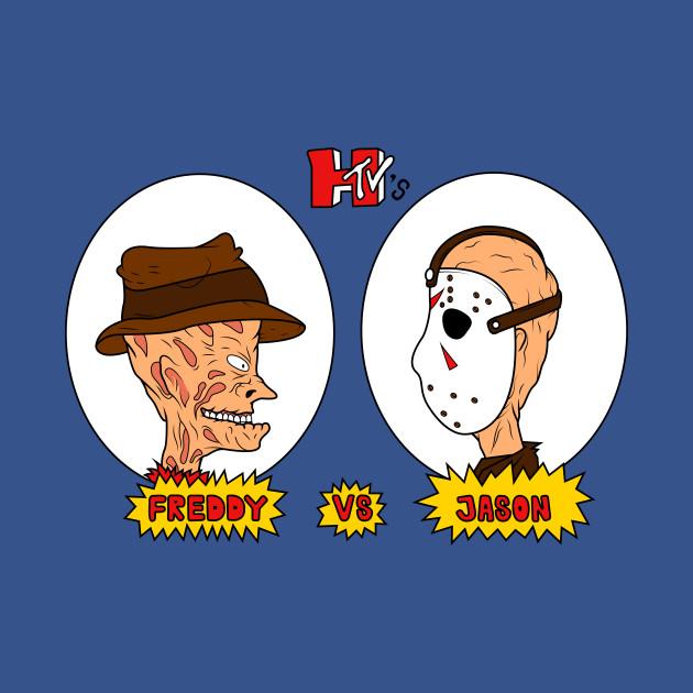 Horror TV Freddy vs Jason