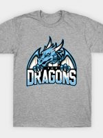 Ice Dragons T-Shirt